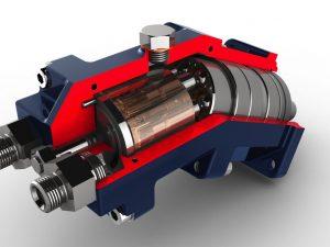 Revortex Hydraulikmotoren