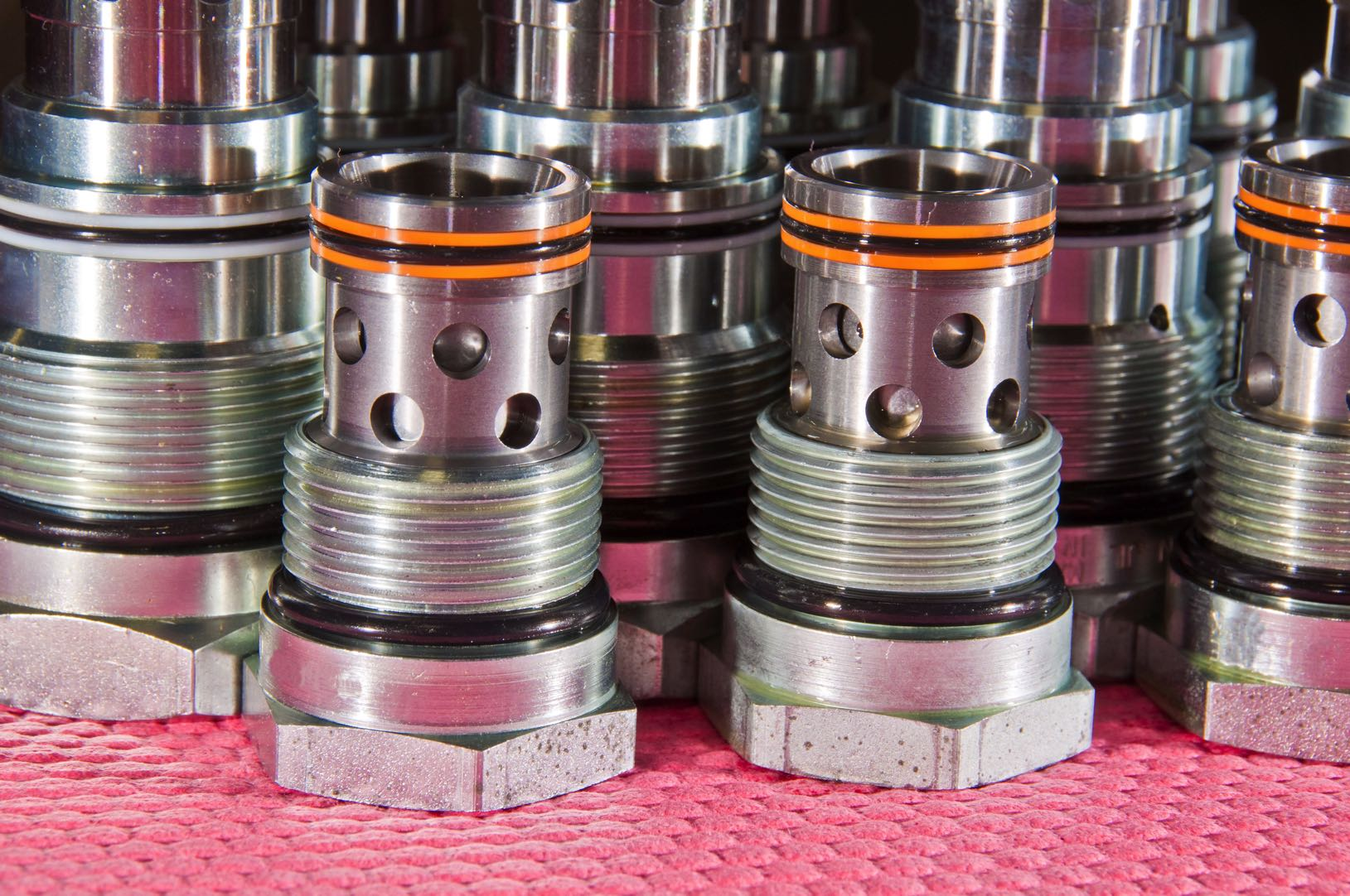MANUFACTURERS OF HYDRAULIC VALVES